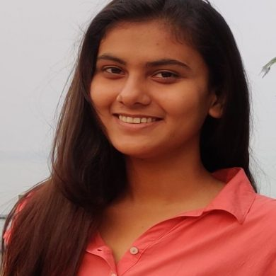 Ayushi Pandey 95.6% in XII-2020