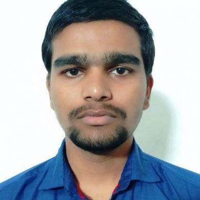 Vikesh Maurya 95.2% in XIII-2020